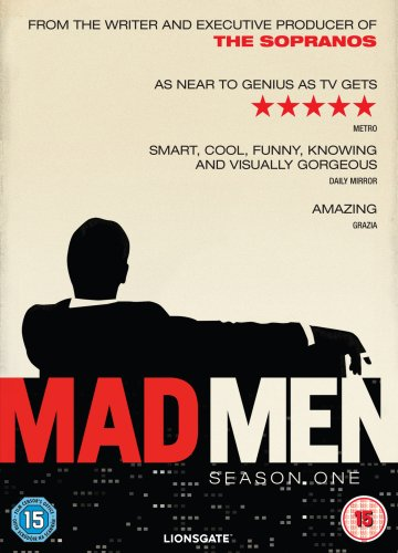 Mad Men Season  1 (UK) -- via Amazon Partnerprogramm