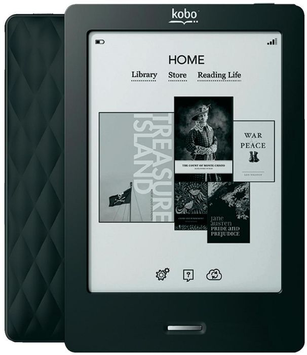 Kobo Touch black
