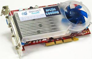 HIS Excalibur Radeon 9800 Pro IceQ, 128MB DDR, DVI, TV-out, AGP