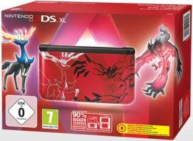 Nintendo 3DS XL Pokemon Y - Limited Edition Bundle rot