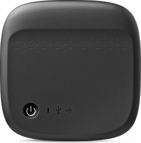 Seagate Wireless Mobile Storage schwarz 500GB, USB 2.0 Micro-B/WLAN (STDC500205)