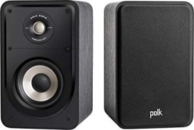Polk Audio signature S15e black, piece (SIGS15EBK)