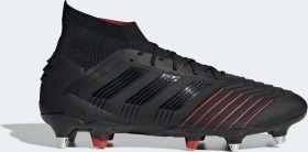 adidas Predator 19.1 SG core black/core black/active red (Herren) (G26979)