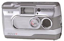 Pentacon Praktica DCZ 2.2 V