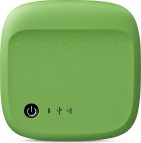 Seagate Wireless Mobile Storage grün 500GB, USB 2.0 Micro-B/WLAN (STDC500401)