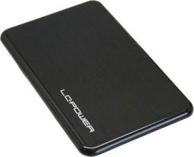 LC-Power LC-PRO-25BUB black, USB 2.0 micro-B