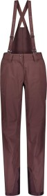Scott Explorair DRX 3L Skihose lang red fudge (Damen) (277706-3850)