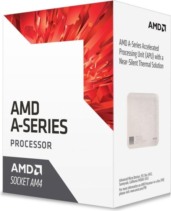 AMD A6-9400, 2x 3.40GHz, boxed (AD9400AGABBOX)
