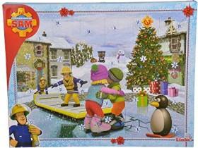 Simba Toys Fireman Sam Advent Calender 2020 (109251060)