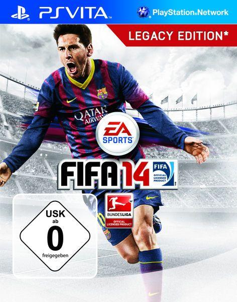 EA Sports FIFA Football 14 (englisch) (PSVita)