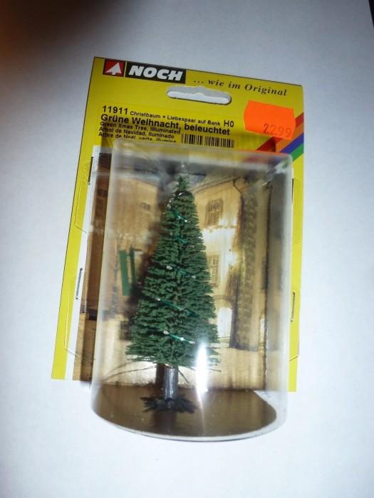 2019 Weiße Weihnachten.Noch Weiße Weihnacht Christbaum Beleuchtet 11912