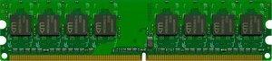 Mushkin Essentials DIMM 1GB, DDR2-800, CL5-5-5-15 (991529)