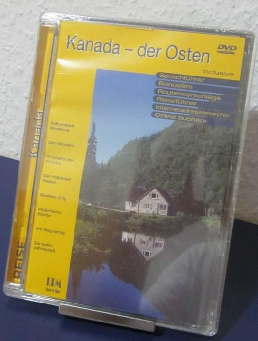 Reise: Kanada - Der Osten -- via Amazon Partnerprogramm