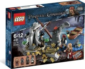 LEGO Pirates of the Caribbean - Isla De Muerta (4181)