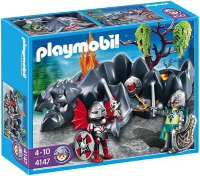 playmobil Dragons - KompaktSet Drachenfels (4147) -- via Amazon Partnerprogramm