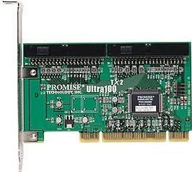 Promise Ultra100 TX2 bulk, PCI