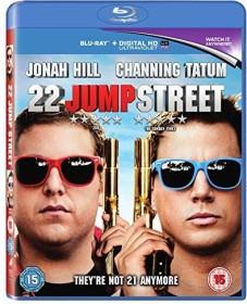 22 Jump Street (Blu-ray) (UK)