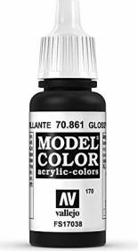 Vallejo Model Color 170 glossy black (70.861)
