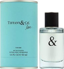 Tiffany & Co. Love For Him Eau de Toilette, 50ml