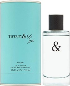 Tiffany & Co. Love For Him Eau de Toilette, 90ml