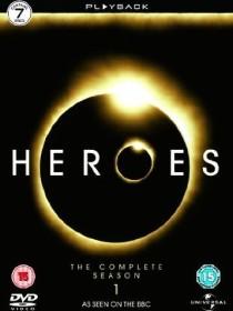 Heroes Season 1 (UK)