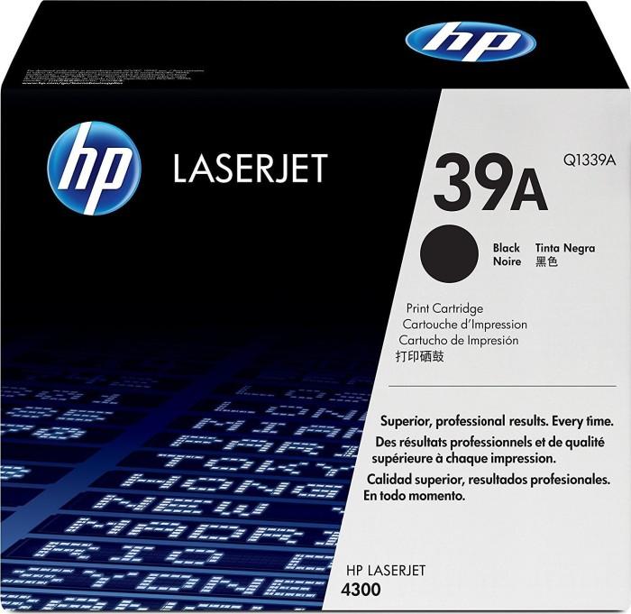 HP toner 39A czarny (Q1339A)
