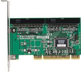 Promise Ultra100 TX2, retail, PCI