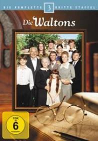Die Waltons Staffel 3 (DVD)