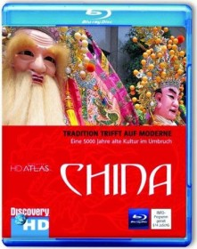 Discovery HD: China - Tradition trifft auf Moderne (Blu-ray)