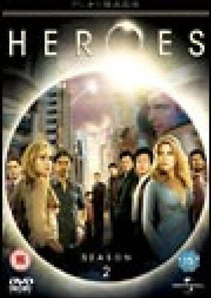 Heroes Season 2 (UK) -- via Amazon Partnerprogramm