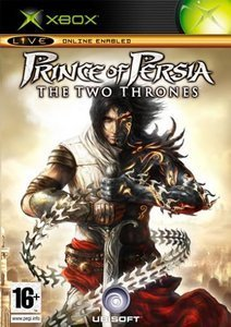 Prince of Persia 3 - The Two Thrones (deutsch) (Xbox)