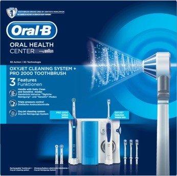 ec4b907bda6e5 Oral-B PRO 2000 OxyJet Center (196655) starting from £ 115.63 (2019 ...