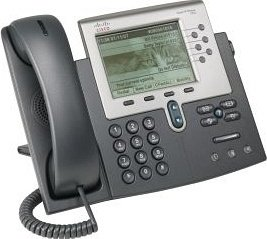 Cisco 7962G Unified IP Phone (CP-7962G-CH1)