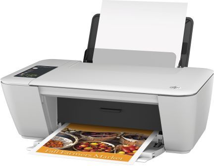 HP Deskjet 2544 All-in-One, Tinte (D3A78B)