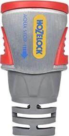 Hozelock Pro Metal AquaStop Schlauchanschluss für 13mm, 16mm (2035)
