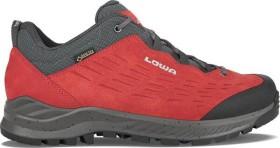 Lowa Explorer GTX LO rot/grau (Damen) (220717-3030)