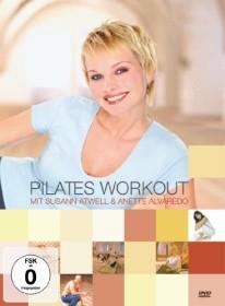 Pilates: Workout mit Susann Atwell und Anette Alvaredo (DVD)
