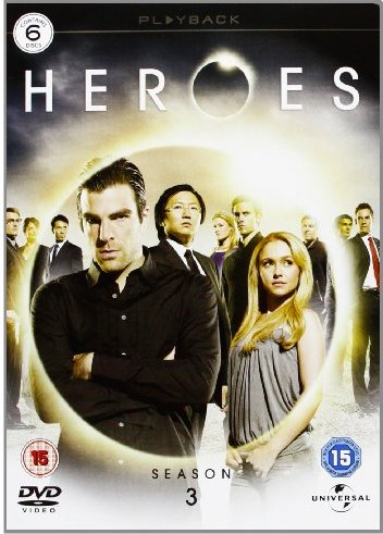 Heroes Season 3 (UK) -- via Amazon Partnerprogramm