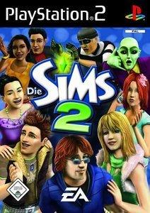 Die Sims 2 (deutsch) (PS2)