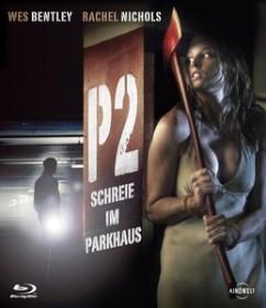 P2 - Schreie im Parkhaus (Blu-ray)