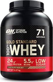Optimum Nutrition Gold Standard 100% Whey Schokolade/Haselnuss 2.27kg
