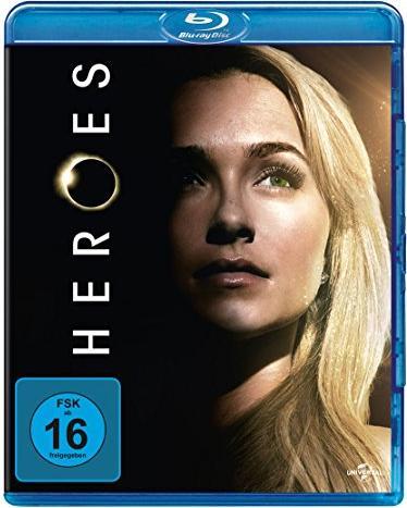 Heroes Season 3 (Blu-ray) (UK) -- via Amazon Partnerprogramm