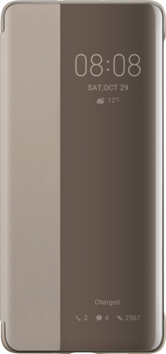 Huawei Smart View Flip Cover für P30 Pro khaki (51992886)