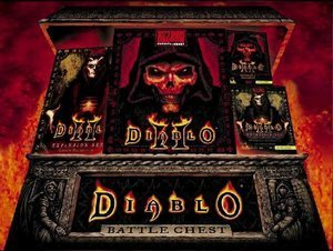 Diablo 2 - Battle Chest (deutsch) (PC)