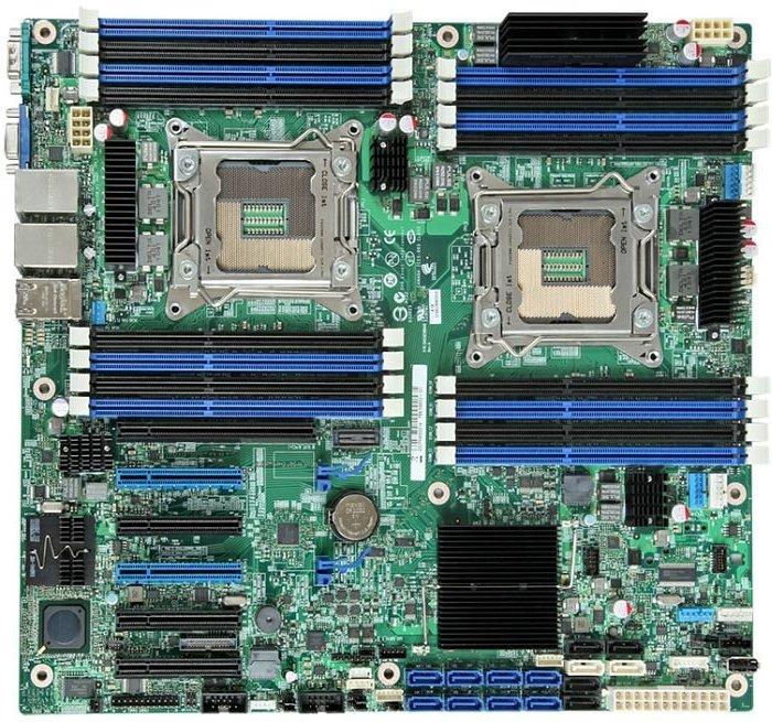 Intel S2600CP2 (DBS2600CP2)