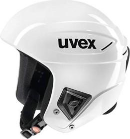 UVEX Race+ Helmet all white (566172-110)