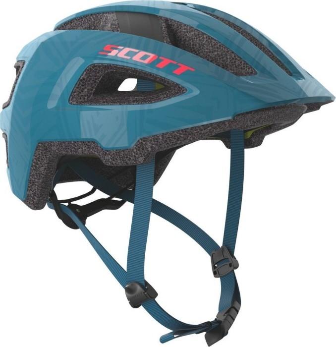 Scott Groove Plus Helm celestial blue (265532-6159)