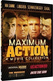 Last Action Hero (DVD) (UK)