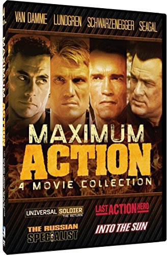Last Action Hero (UK) -- via Amazon Partnerprogramm