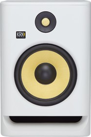 KRK Systems Rokit 8 Generation 4 white, piece (RP8 G4)